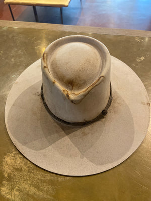Ludo Distressed Hat - Size 7 1/4