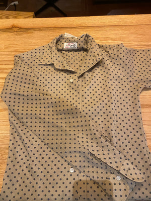 Daisy Tan Button Down