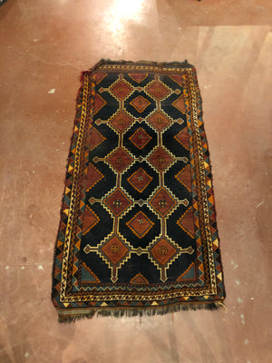 Diamond Turkish Rug