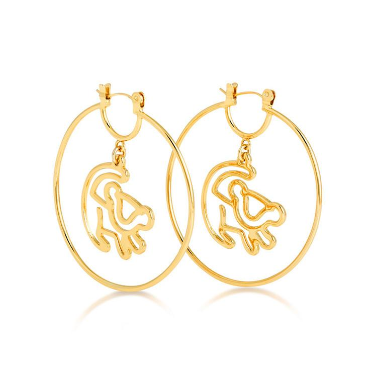 Disney The Lion King Simba Earrings