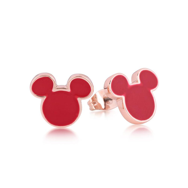 Disney Mickey Mouse Stud Earrings - Couture Kingdom Benelux Bijoux Juwelen Disney Store Charm Bracelet Ketting Collier Oorbellen Boucles d'oreilles Earrings mickey mouse minnie mouse mary poppins dumbo la bella et la bete fée Clochette Alice au pays des merveilles pandora disney swarovski disney bijou cristal