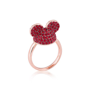 Disney Mickey Mouse Ear Hat Ring - Couture Kingdom Benelux Bijoux Juwelen Disney Store Charm Bracelet Ketting Collier Oorbellen Boucles d'oreilles Ring mickey mouse minnie mouse mary poppins dumbo la bella et la bete fée Clochette Alice au pays des merveilles pandora disney swarovski disney bijou cristal