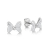 Disney Minnie Mouse Crystal Bow Studs - Couture Kingdom Benelux