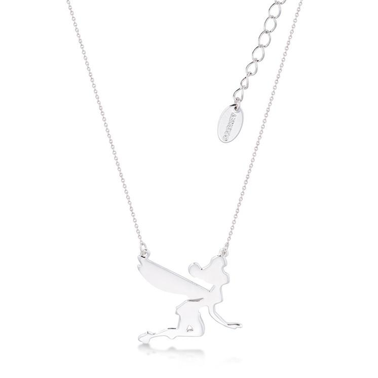 Disney Tinker Bell Silhouette Necklace - Couture Kingdom Benelux