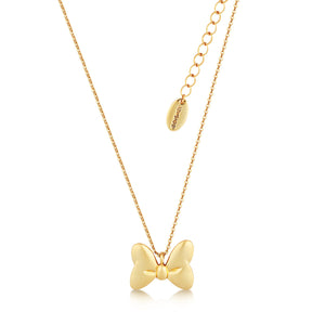 Disney Minnie Mouse Bow Necklace - Couture Kingdom Benelux