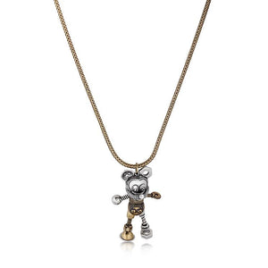 Disney Mickey Mouse Junk Yard Necklace - Couture Kingdom Benelux
