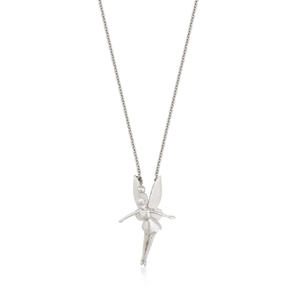 Disney Precious Metal Tinker Bell Necklace - Couture Kingdom Benelux