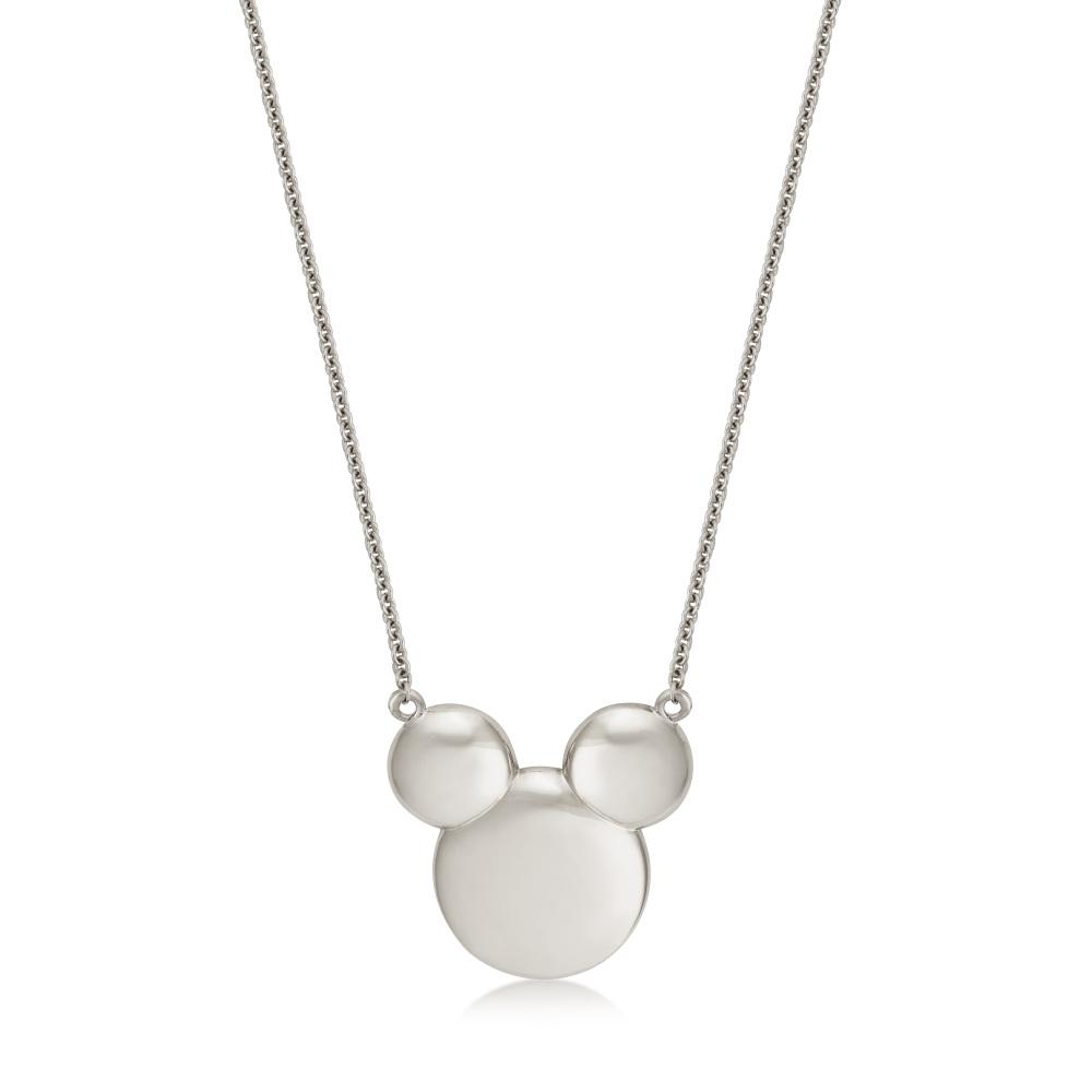 Disney Precious Metal Mickey Mouse Necklace - Couture Kingdom Benelux