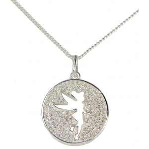 Disney Tinker Bell Necklace