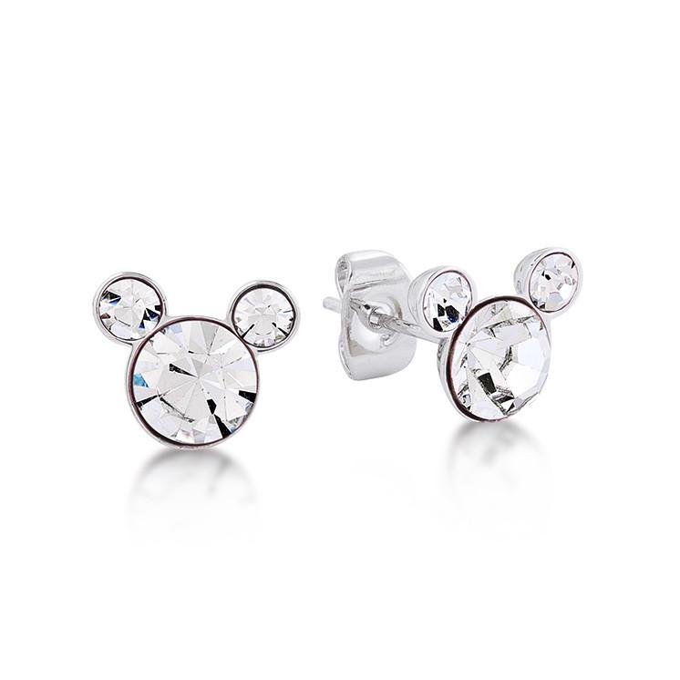 Disney Couture Kingdom April Birthday Stud Earrings - Couture Kingdom Benelux Bijoux Juwelen Disney Store Charm Bracelet Ketting Collier Oorbellen Boucles d'oreilles Earrings mickey mouse minnie mouse mary poppins dumbo la bella et la bete fée Clochette Alice au pays des merveilles pandora disney swarovski disney bijou cristal