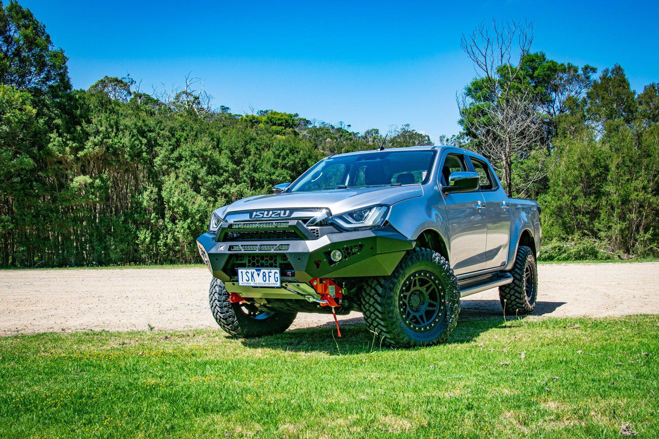 Offroad Animal Bullbars