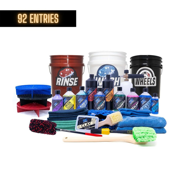 AM Details Complete Detailing Kit - Car Supplies Warehouse