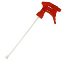 Chemical Resistant Trigger Sprayer - Red