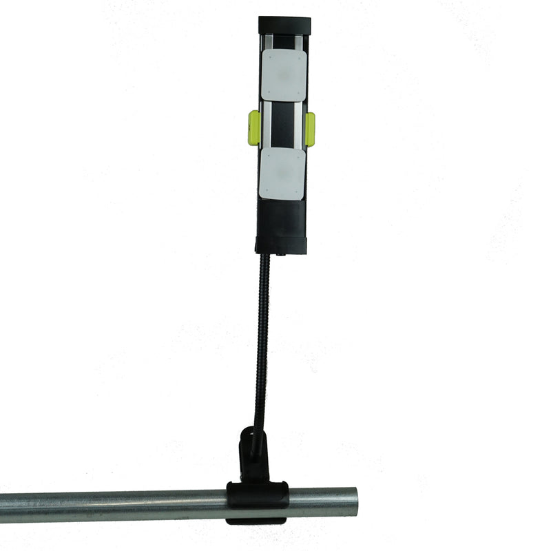 Agilux Goosenecking Stand With High Tension Clamp