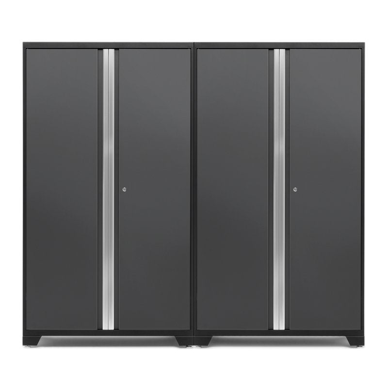 New Age Bold Series Two Piece Cabinet Set - Car Supplies Warehouse