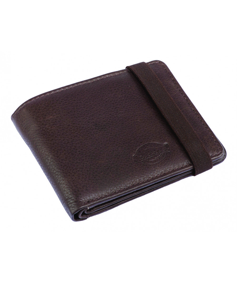 Dickies Wilburn Leather Wallet