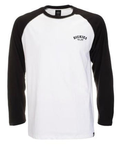 Dickies Long Sleeve Baseball T-Shirt
