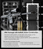 Elite Protection Package with Ballistic Armor Construction - 4018