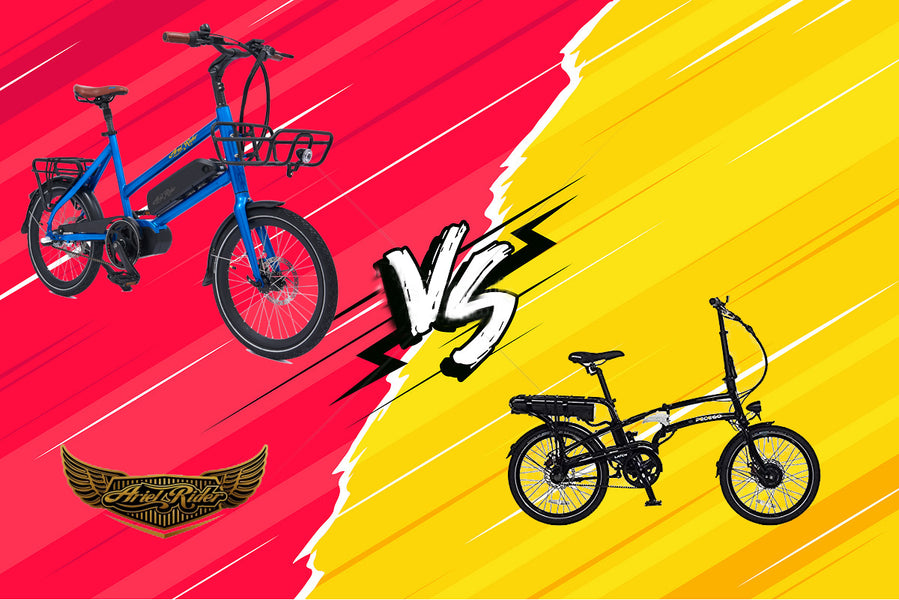 Pedego Latch vs Ariel Rider M-Class. Which electric bike should you buy ?