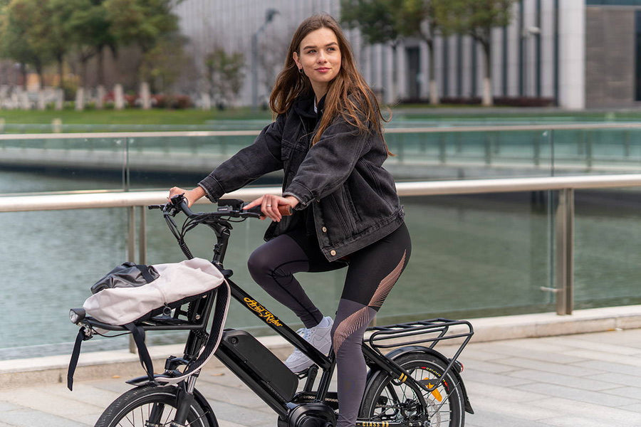 How to ride e-bike safely during corona virus