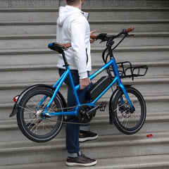 Lightweight Electric Bike for San Francisco