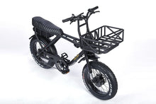 Load image into Gallery viewer, Front Rack & Basket for D-Class Ebike