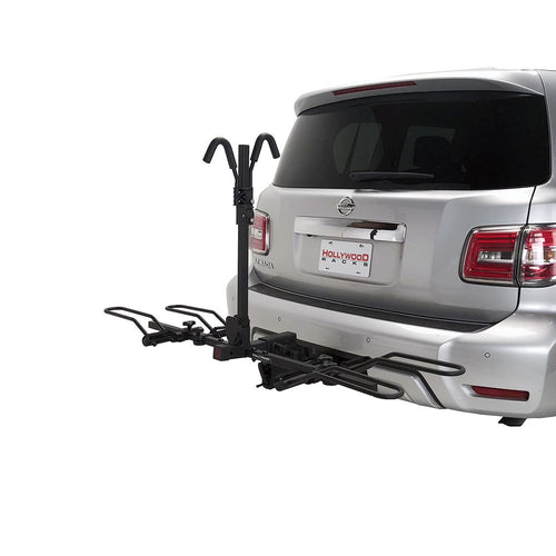 Bicycle rack for cars - Electric Bikes