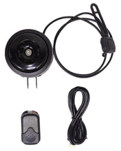 Load image into Gallery viewer, Remote Controlled Rechargeable Bike Horn and Alarm