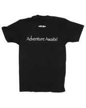 Load image into Gallery viewer, ariel rider ebikes black t-shirt back