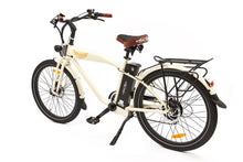 Load image into Gallery viewer, W-Class-Rear-Rack-on-a-white-ariel-rider-rear-diagonal-2- Ariel Rider ebikes