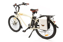Load image into Gallery viewer, W-Class-Rear-Rack-on-a-white-ariel-rider-rear-diagonal ariel rider ebikes