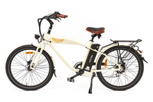 Load image into Gallery viewer, W-Class-Rear-Rack-on-a-white-ariel-rider-side-view-2 ariel rider ebikes