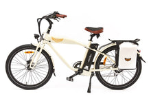 Load image into Gallery viewer, W-Class-Rear-Rack-on-a-white-ariel-rider-side-view-3 ariel rider ebikes