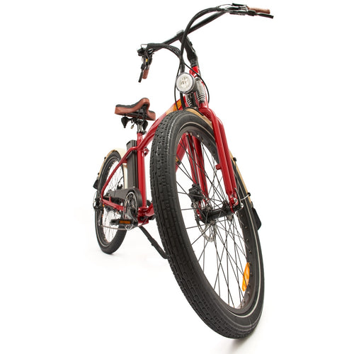 W-Class Electric Cruiser Bike – Ariel Rider Ebikes