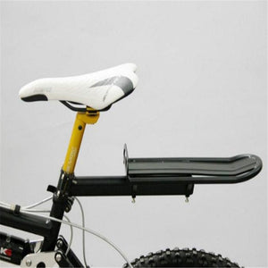 Quick-release Seat Post Rear Rack