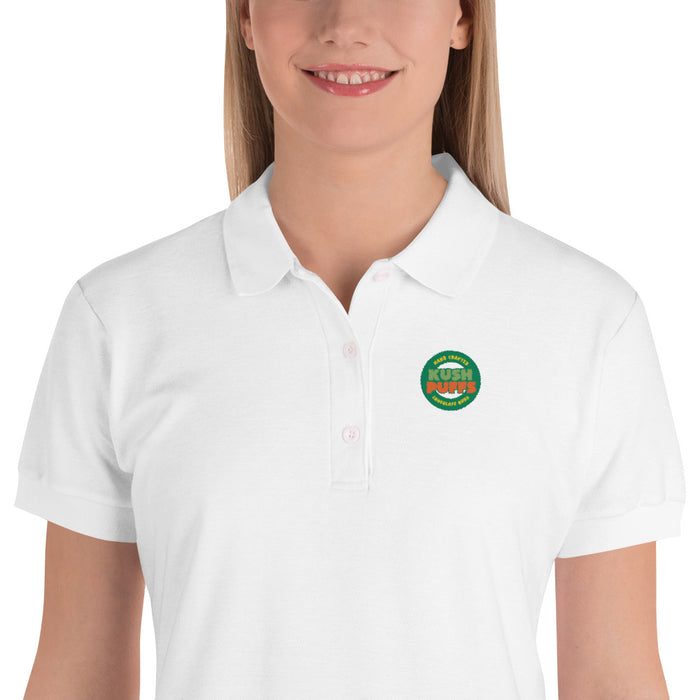 KP Embroidered Women's Polo Shirt