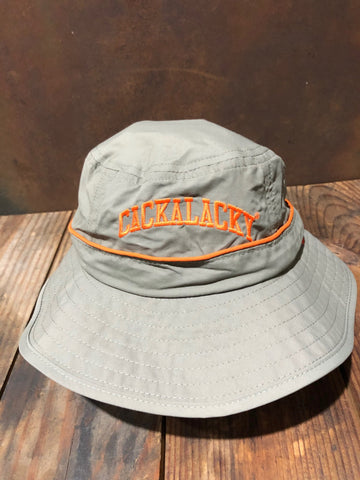 Cackalacky® Outdoor Adventure Bucket Hat - Olive