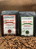 Cackalacky® Coffee Beans Regular + Decaf Set of Two Bags