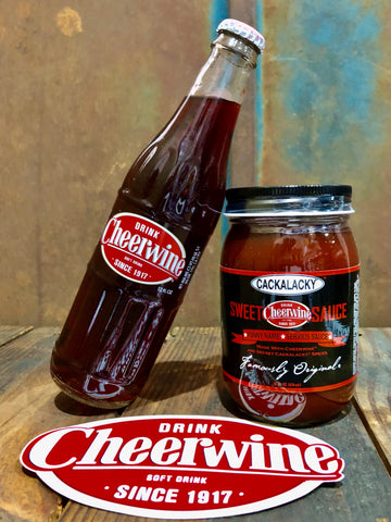 Cackalacky® Cheerwine® Cheer Box