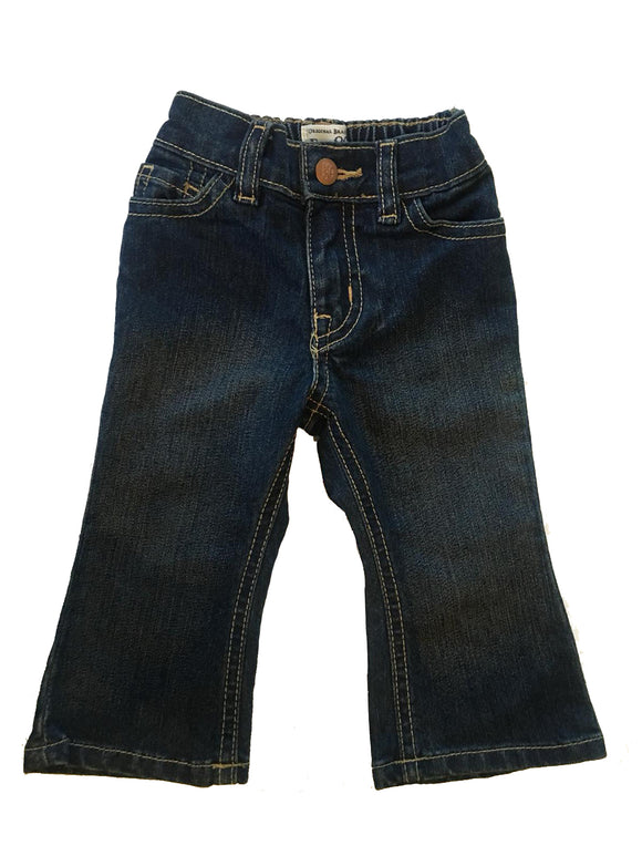 Baby Girl 5-Pocket Original Bootcut Jeans