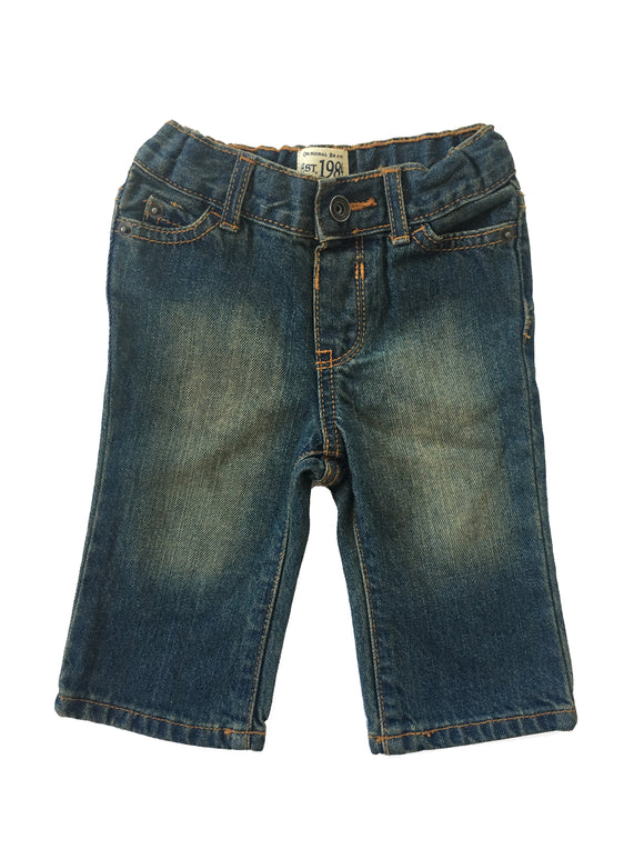 Baby Boy Denim Rustic Tint Wash Jeans