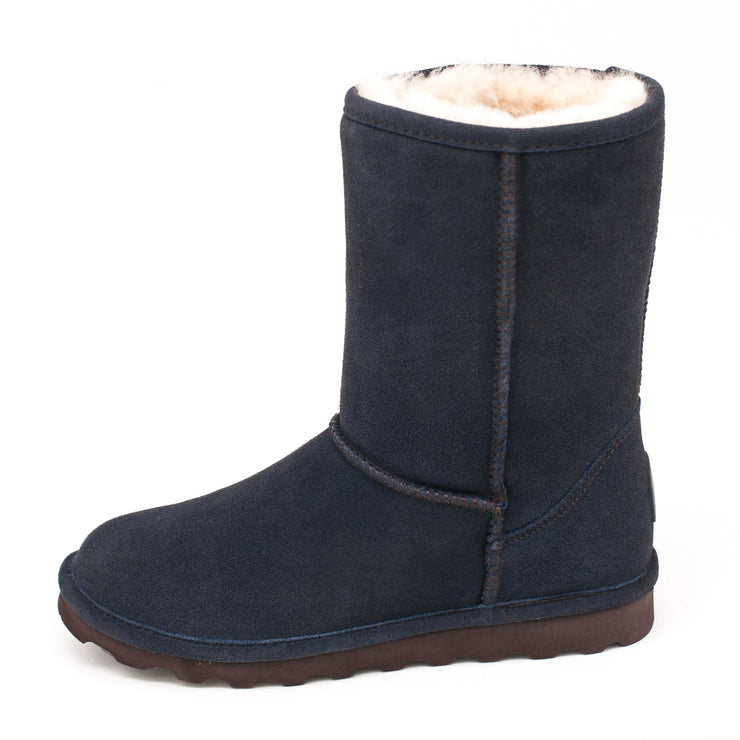 Bearpaw Elle Short Mid-Calf Boots for Women EXCLUSIVE COLORS with Stain Repellent Treatment