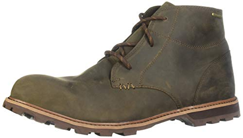 Muck Boot Men's Freeman Rain Boot, Brown, 8 Regular US