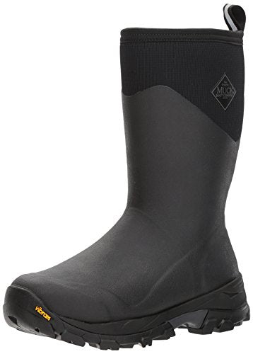 Muck Boot Mens Arctic Ice Extreme Conditions Mid-Height Rubber Winter Boot