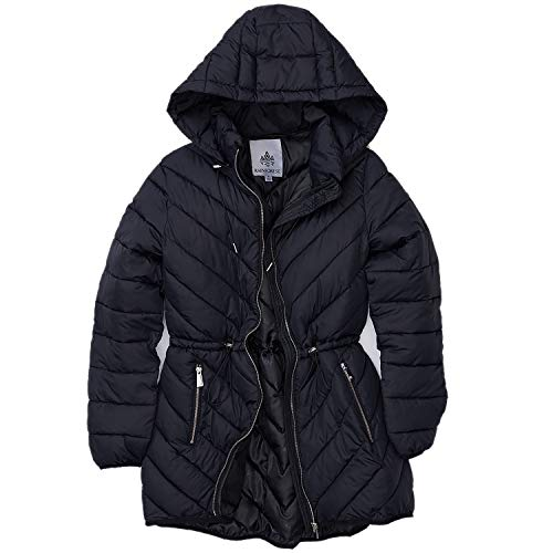 Rainforest Chevron ThermoLuxe Fill Anorak Jacket for Women