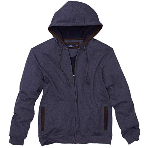 Rainforest Heather Knit Hoodie