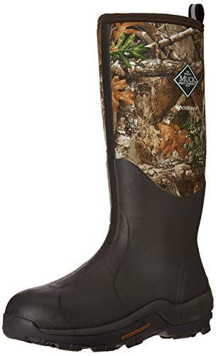 Muck Men's Woody Max Realtree Edge Brown/Realtree