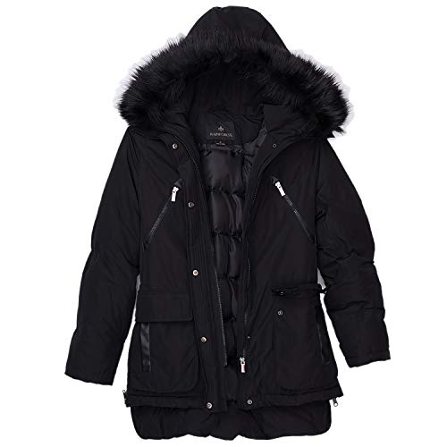 Rainforest ThermoLuxe Filled Parka - Winter Coat for Women