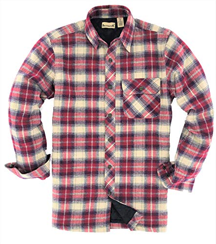 Backpacker Men's Outrider Shirt Jac