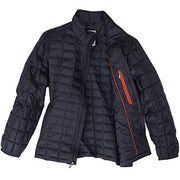 Nylon Thermoluxe Fill Packable Quilted Puff Jacket for Men